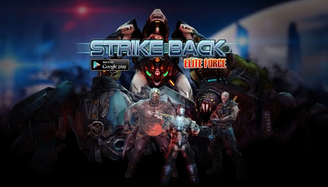 Strike Back Elite Force v1.41 Mod Apk Terbaru Unlimited Money