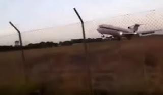 VEJA VÍDEO - Avião cai minutos depois de decolagem, na Colômbia