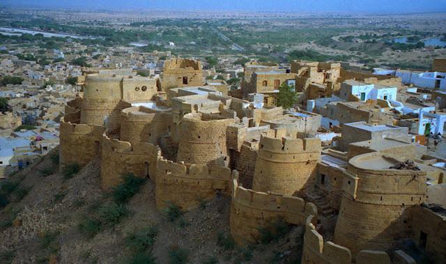 Jaisalmer Fort  Tourist Attraction Place Jaisalmer Rajasthan
