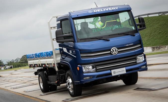 VW e-Delivery encara mais de 100 testes antes do lançamento
