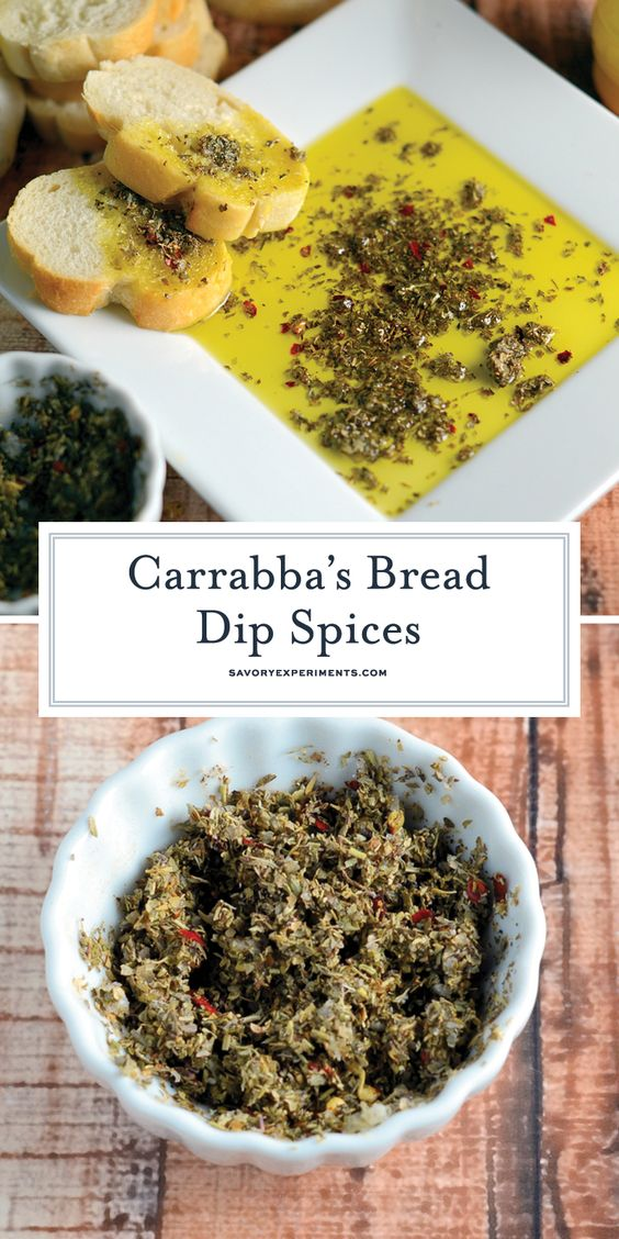 Have you ever been to Carrabba's Italian Restaurant? I just love their wood fire pizzas and bread dipping oil so much so I made my own Copycat Carrabba's Olive Oil Bread Dip!