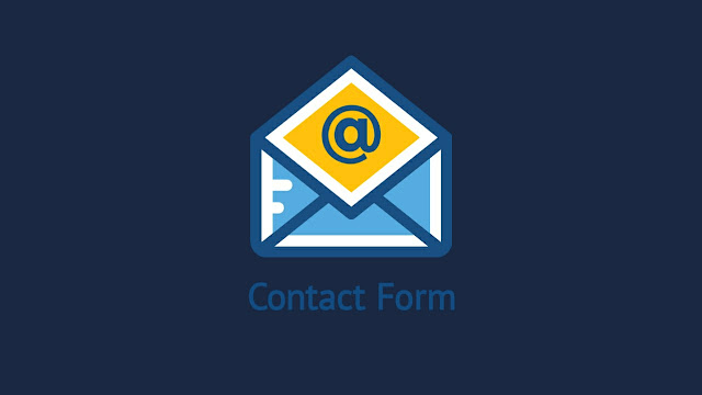 Blogger, Cara Membuat Contact form Di Blogger