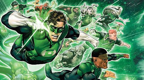 Tropa dos Lanternas Verde
