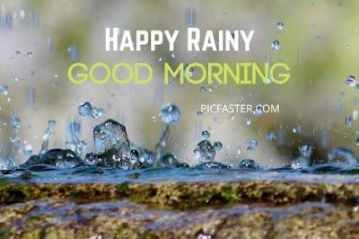 Beautiful - Rainy Good Morning Images, Photos [2020]