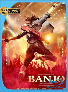Banjo (2016) HD [1080p] Latino [GoogleDrive] SilvestreHD