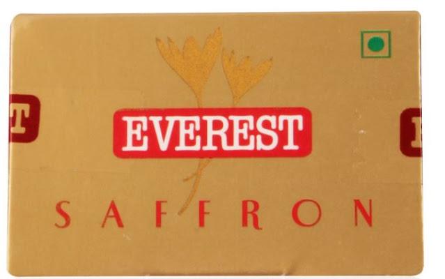 Everest Saffron, 1g