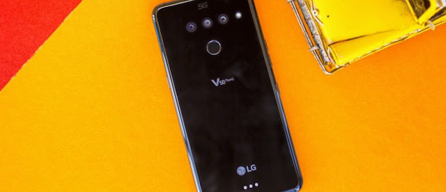 LG brings Android 10 for V50 on Sprint.