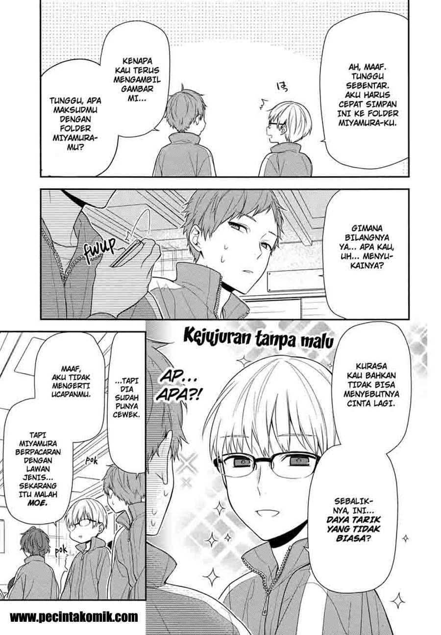 Horimiya Chapter 77-3