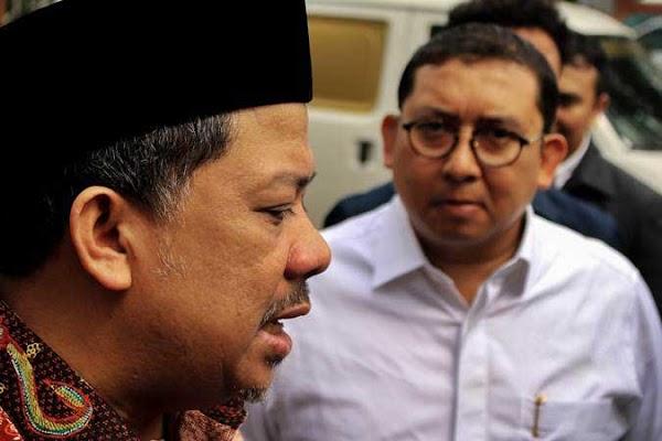 Fadli Zon Bilang Kalau yang Diserang Penguasa, Pelaku Radikal, Fahri Hamzah: Non Penguasa, Gangguan Jiwa