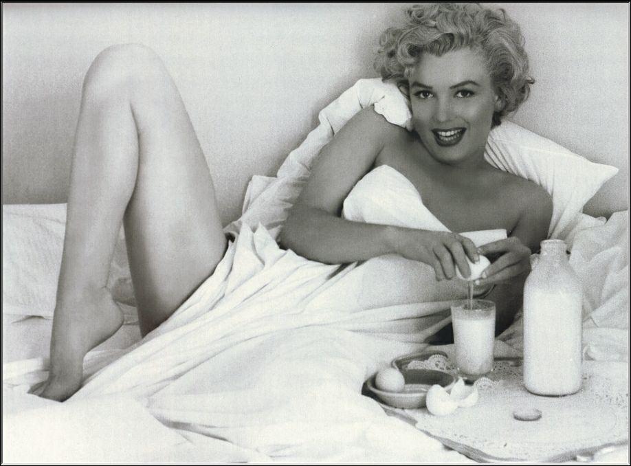 Marilyn Monroe Aparecerá Desnuda En Playboy