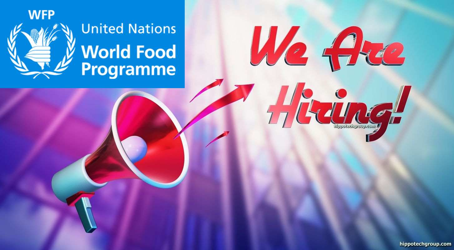 WFP Needs the Services of A Human Resource Associate