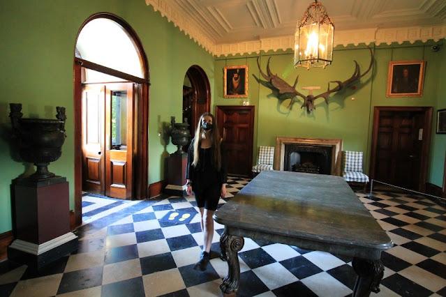 Kilkenny Castle Room