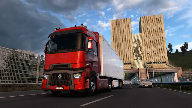 Toma asiento e instálate virtualmente a bordo del nuevo Renault Trucks T & T High que revelará sus nuevos modelos