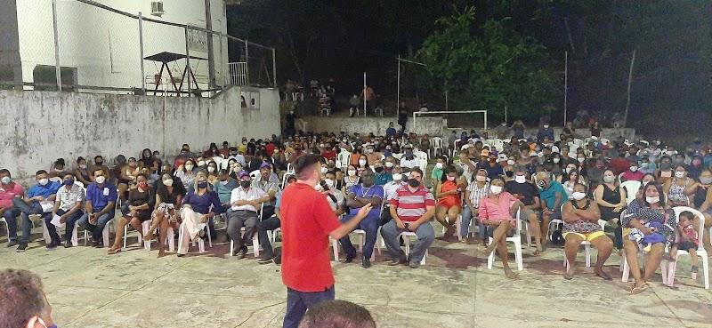 Em grande encontro, PDT confirma Dr. Bruno Curvina como pré-candidato a prefeito de Pedreiras