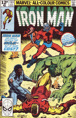 Iron Man #133, the Hulk, Ant-Man and the Wasp