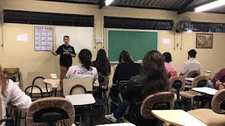 Começam aulas no Cursinho Popular do IDESC.  Interessados ainda podem se inscrever em cadastro reserva