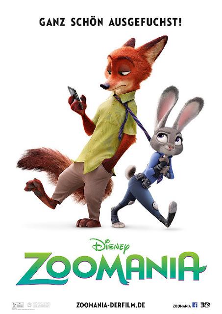 Filme, die ich mag: Zoomania