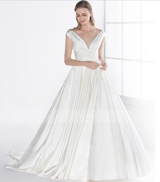 http://www.aislestyle.co.uk/aline-vneck-sleeveless-ruching-sweepbrush-train-wedding-dresses-p-2619.html