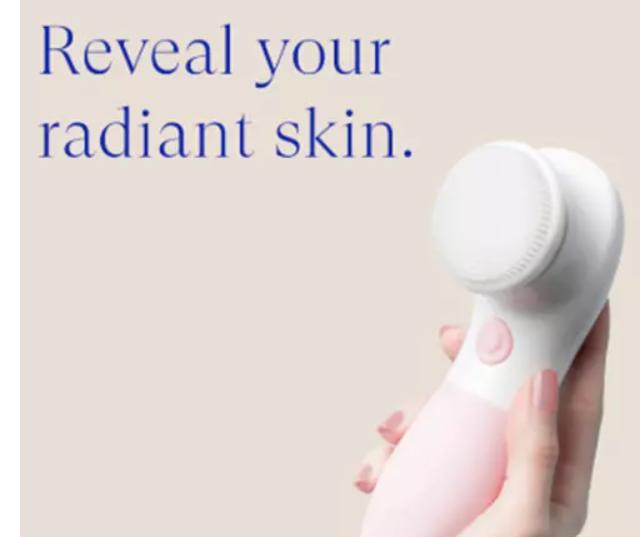 تجربتنا مع نظام Glowspin Premium لتنظيف الوجه