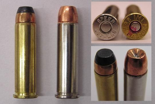 calibre 357 Magnum