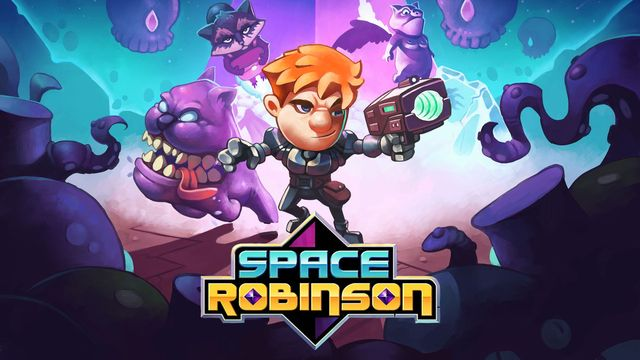 Space Robinson v1.0.31 NSP XCI NSZ For Nintendo Switch