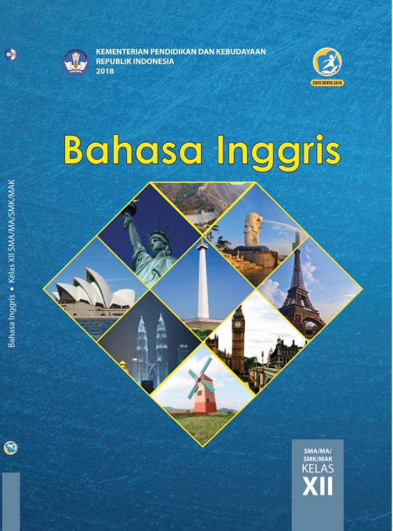 Buku SISWA - Bahasa Inggris Kelas 12 (Revisi 2018)