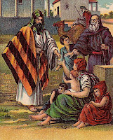 Charity (Bible card)