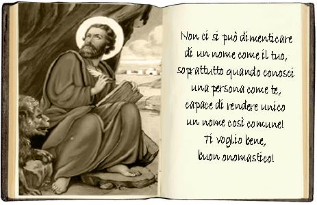 Ragioluma 25 Aprile San Marco Evangelista