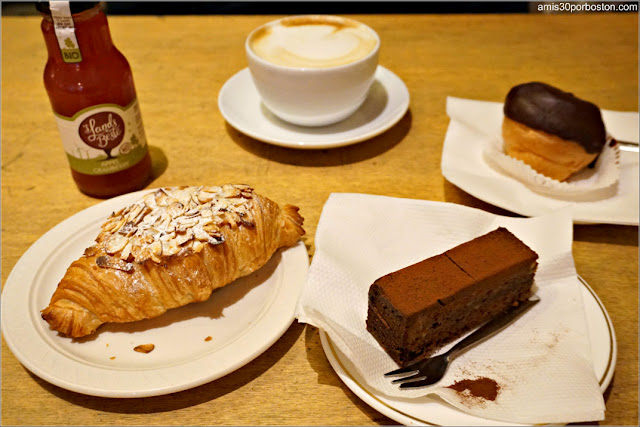 Desayuno en Bakhuys Amsterdam