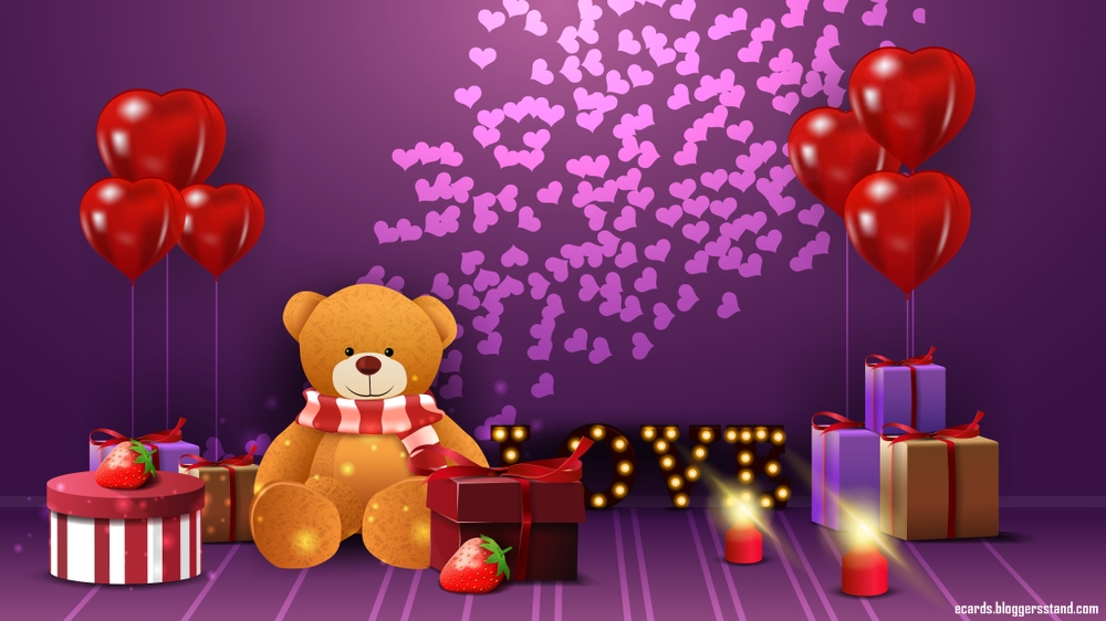 Happy Teddy bear Day images 2021 download free