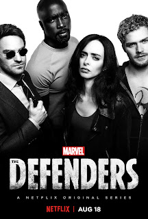 THE DEFENDERS   Nuovo poster promozionale