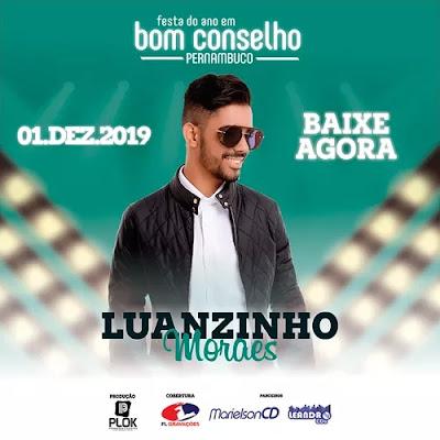 Luanzinho Moraes - Bom Conselho - PE - Dezembro - 2019