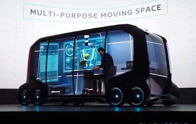 Autonomous Concept (Toyota e-Palette)