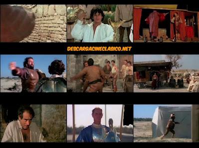 El soldado de fortuna (1976) Il soldato di ventura - Descargar - Capturas