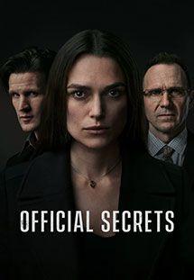 Bí Mật Che Giấu - Official Secrets (2019)
