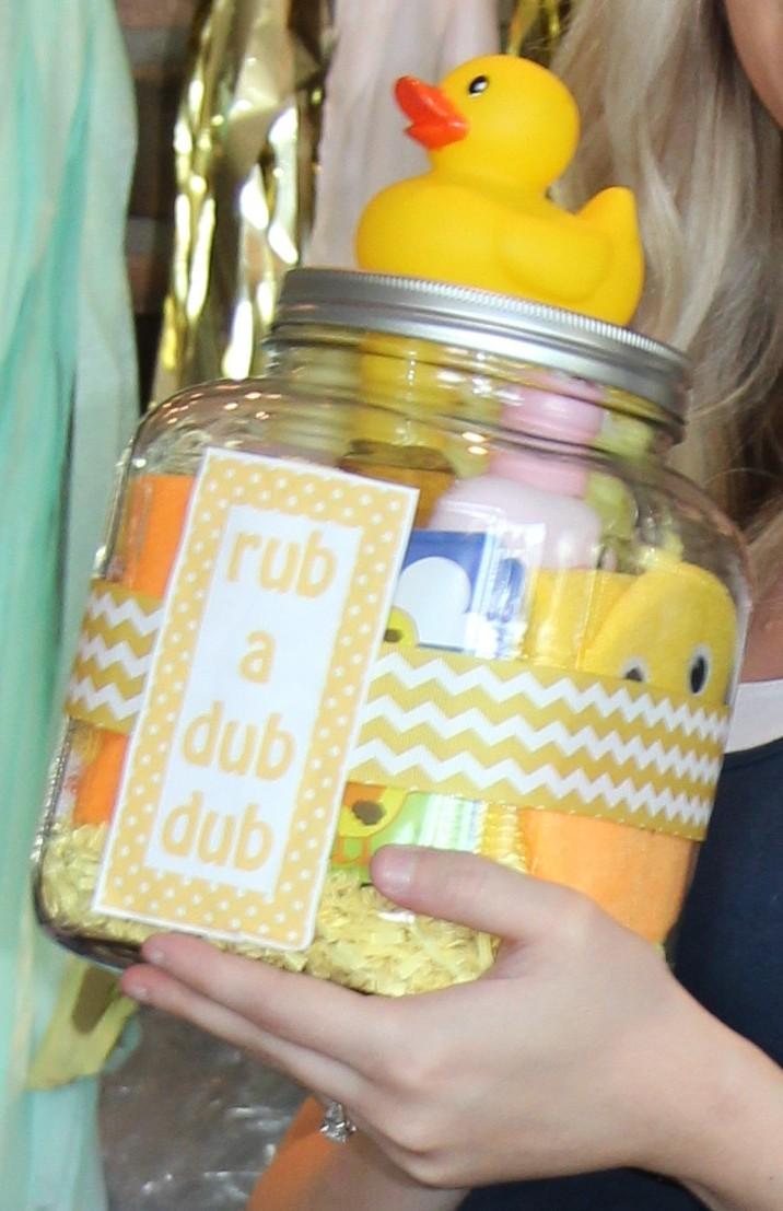 Mecham Family My Sister Baby Shower Gift