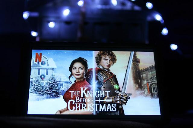 Świąteczny Rycerz Netflix recenzje