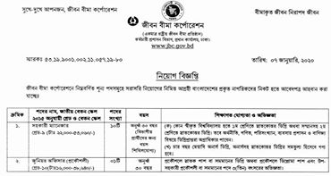 Sadharan Bima Corporation Job Circular Apply Instruction 2020 1