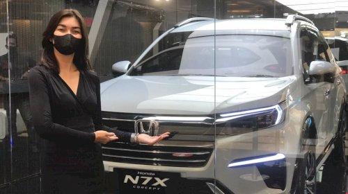 Pertama di Dunia, Honda N7X Akan Meluncur Pekan Depan di Indonesia