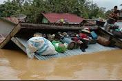 Enam Kecamatan di Kabupaten Kapuas hulu, Kalbar Terendam Banjir
