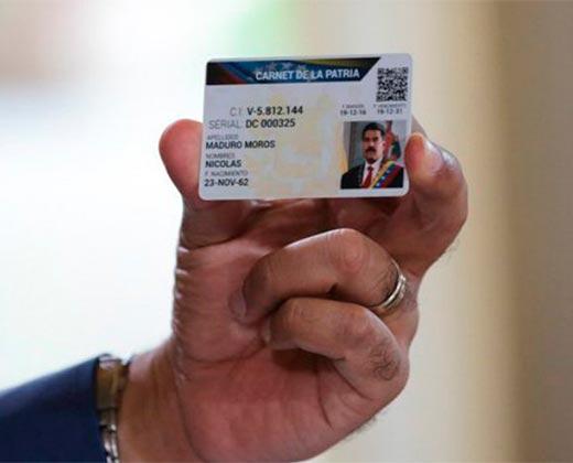 """¡SIN EL CARNET, NADA! Maduro: Carnet de la Patria será el único instrumento que """"garantizará el acceso a las medicinas"""""""