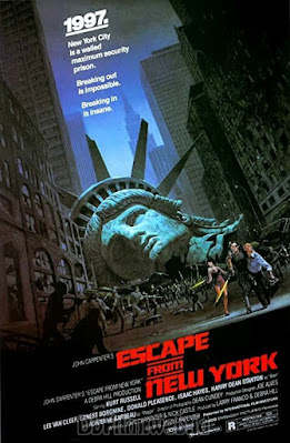 Sinopsis film Escape from New York (1981)