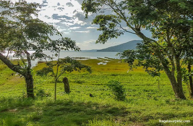 Lago Petén Itza, Guatemala