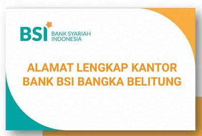 BSI Bangka Belitung