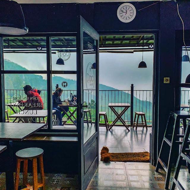 Lokasi dan Harga Menu Dara Cafe Puncak Cisarua Bogor