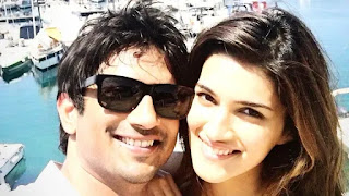 Kriti sanon ranked sushant singh rajput first as an actor