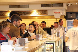 Top City to try Tapas, visit Seville on your bike tour and try Tapas