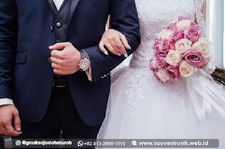 Antimainstream! Souvenir Pengajian Pernikahan Tasbih | 0813-2666-1515