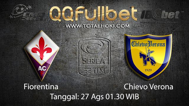Prediksi Bola Jitu Fiorentina vs Chievo ( Italian Serie A )