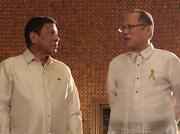 Noynoy tatanggi umano sa planong pagpupulong ni Duterte upang talakayin ang usapin sa West PH Sea